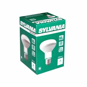 5 Pack Sylvania R80 60W ES E27 Large Edison Screw dimmable Reflector Spot