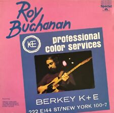 ROY BUCHANAN SELF TITLED LP POLYDOR SPECIAL UK 1978 NEAR MINT
