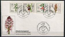 Berlin FDC von 1984 Mi.-Nr. 724-727