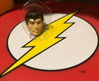 FLASH EZRA MILLER UNMASKED HEAD DC Multiverse Justice League Flash - SHIPS FAST!