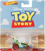 2019 Hot Wheels Retro Disney PIXAR Toy Story RC Car 1/64 Diecast Car DMC55-956P
