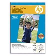 HP Advanced Photo Paper, 10x15cm, Glossy Finish, 25 Sheets - Q8691A