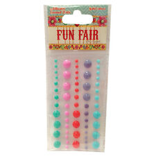 'Fun Fair by Helz Cuppleditch' Adhesive Enamel Dots