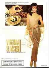 1990 vintage ad for Virginia Slims Cigarettes -188