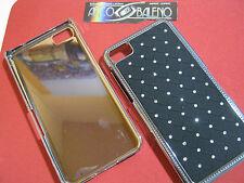 CUSTODIA HARD CASE RIGIDA PER SAMSUNG GALAXY ACE PLUS GT S7500 COVER NERO NUOVO