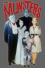 THE MUNSTERS LARGE FRIDGE MAGNET Style 'A' - CLASSIC RETRO COOL!