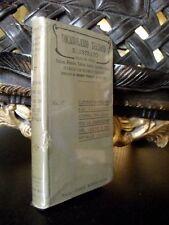 Manuale Hoepli 1906 VOCABOLARIO TECNICO ILLUSTRATO macchine legno e metalli