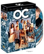 The O.C.The Complete Second Season (DVD 2005 7-Discs) BRAND NEW
