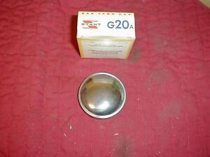 NOS STANT CHROME GAS CAP 1927-66 MANY GM FORD MOPAR STUDEBAKER AUBURN LASALLE