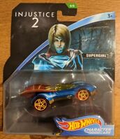 HOT WHEELS - INJUSTICE 2 - Supergirl FLJ83
