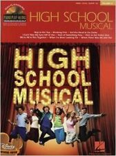 Piano Play-Along Volume 51: High School Musical, New, Hal Leonard Disney Book