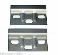 Kitchen Cabinet Hanging Brackets for Wall Mounting Cupboards Hanger Plate 63mm