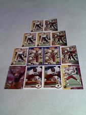 *****Monte Coleman*****  Lot of 50 cards.....9 DIFFERENT / Football