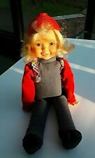 """Upsy Dazy Doll"" that Does A Flip Just For You!  From the 70's. Excellent cond."