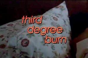 Third Degree Burn - 1989 US tvm Stars: Treat Williams, Virginia Madsen (UK disc)