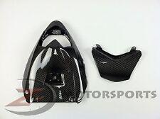 2008-2010 ZX10R ZX-10R Rear Tail Driver Seat Cover Fairing Cowling Carbon Fiber