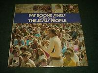 Pat Boone Sings The New Songs Of The Jesus People~1971 Xian Pop Gospel~Christian