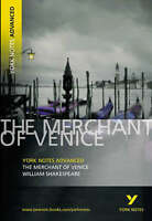 Merchant of Venice: York Notes Advanced by William Shakespeare (Paperback, 2005)