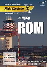 Mega Airport Rom FSX/FSX:SE/P3D