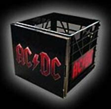 AC/DC-BLACK ICE CD+T-Shirt (L)  Rare Plastik Box