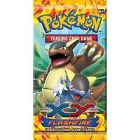 1 x Pokemon XY - Flashfire Booster Pack