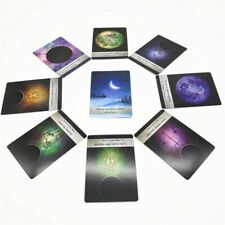 44-Card Deck Tarot Cards Moonology Oracle Cards  A English Gift Practical