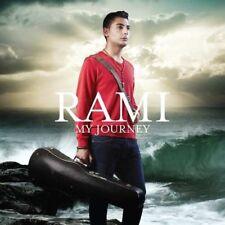 RAMI My Journey 2017 classical 10-track digipak CD album NEW/SEALED BASISAH