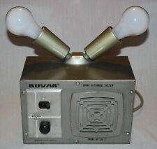 Vintage Crime Deterrent System: Novar Model Np 120-S
