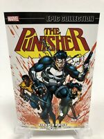 Punisher Epic Collection Kingpin Rules Collects #11-25 Marvel Comics TPB New