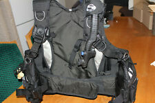 Aqua Lung Seaquest Pro QD+ BCD with Integrated Weight Pockets - Size M