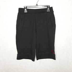 Jordan Boy's Shorts Knee Length Casual Comfort Everyday Size Large (12-13 years)