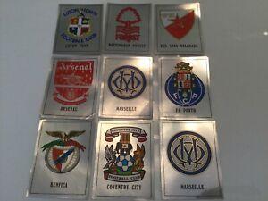 Panini Football 90 English Clubs Sticker 1990***
