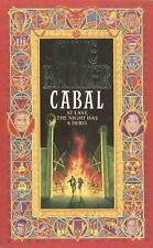 Cabal by Barker, Clive