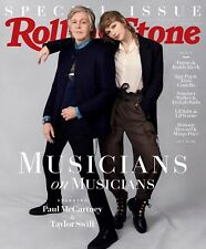 ROLLING STONE MAG-DECEMBER 2020-ISSUE 1346-PAUL McCARTNEY-TAYLOR SWIFT-IN STOCK