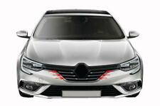 Renault Megane 4 IV HB-Saloon-Estate 2015+ Chrome Front Grill 5 pcs S.STEEL