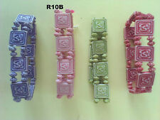 Square tiles Om Gift Band/ Bracelet Wristbands--R 10 B