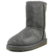 Ropa, calzado y complementos de niño gris de ante color principal gris