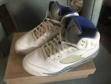 "Air Jordan Retro 5 Sport Royal Stealth"" Size 11"