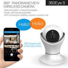 Wireless 1080P FHD Pan/Tilt Network Baby Monitor Camera WiFi IP Webcam Night Cam
