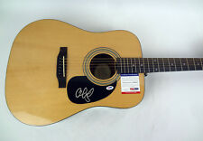 Brad Paisley Country Star Signed Autograph Epiphone Acoustic Guitar PSA/DNA COA