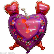 Unbranded Heart Party Balloons Less than 10