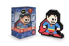 Pixel Pals >> Superman << PDP light up display 029 Lampada-Nuovo OVP/NEW