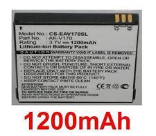 Batterie 1200mAh Pour EMPORIA AK-V170, Life+, Lifeplus