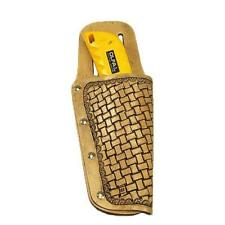Utility Knife Holster Kit - Vegtan Tooling Leather DIY Kit