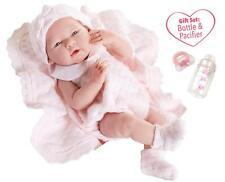 "Realistic 15"" Baby Doll Toddler Newborn Anatomically Correct Girl Gift Vinyl New"