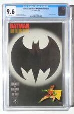 Batman: The Dark Knight Returns #3 1st Print DC Comics 1986 CGC Graded 9.6