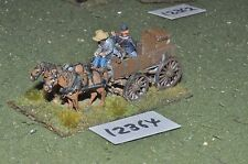25mm American Civil War Wagon (como Foto) (12364)