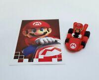 Mario Replacement Piece for Monopoly Gamer Nintendo Mario Kart Car Token & Card