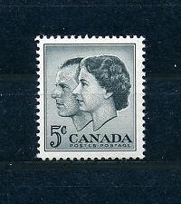 CANADA 1957 ROYAL VISIT SG500  MNH