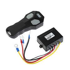 DC 12V Wireless Remote Control Winch Kit For Bulldog Jeep ATV SUV